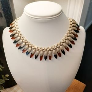 1940s Statement Necklace